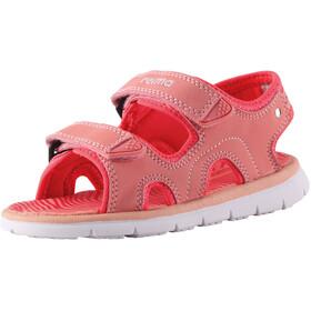 Reima Bungee Sandaler Børn, coral pink